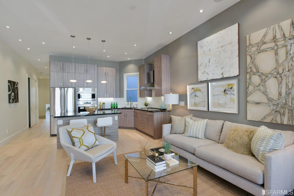 1917 Stockton Street  3 Bed | 3 bath | Sold for $2,295,000