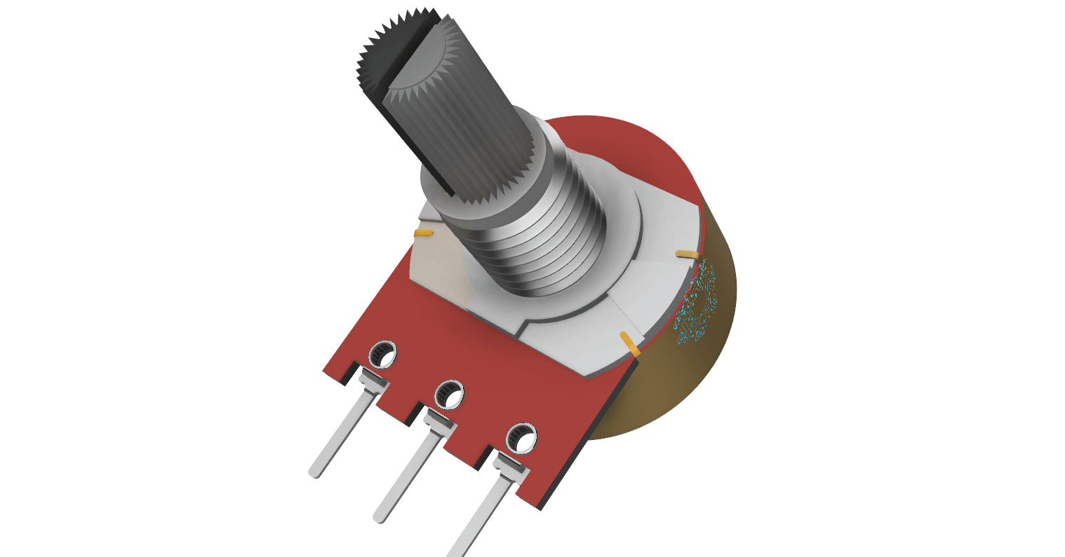 Potentiometer.