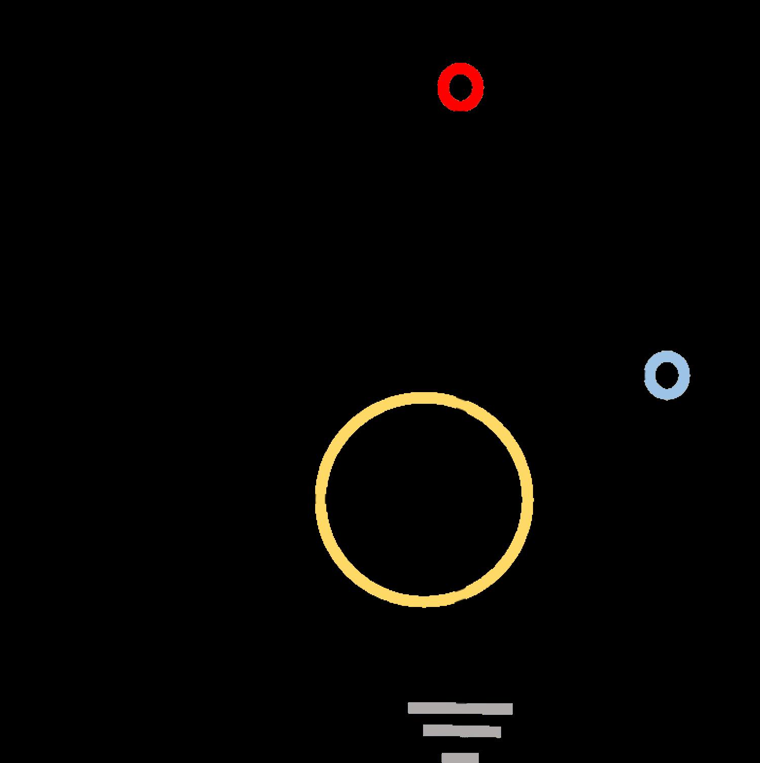 Compuerta Not con transistor NPN