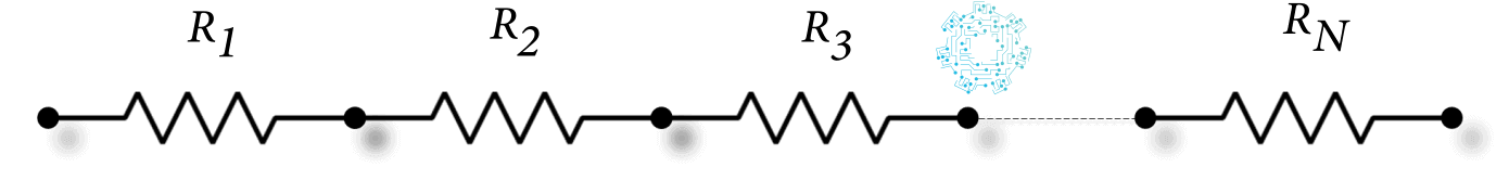 Resistor en Serie.