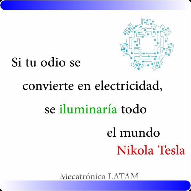 Nikola Tesla . . . . . #universo #energía #frecuencia #vibracion #nikolatesla #ingenieros #mecatronica #ingenieriaindustrial #ingenieriamecanica #futuro #secretosdeluniverso #secreto