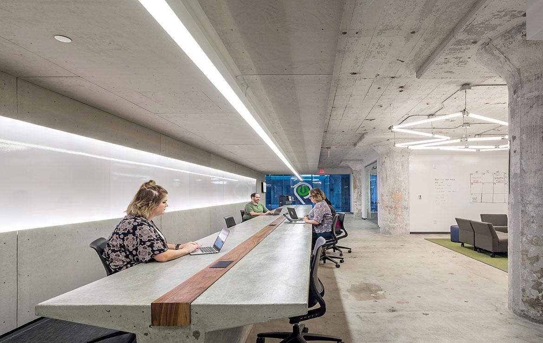 Tech901 - Interior Architecture Category