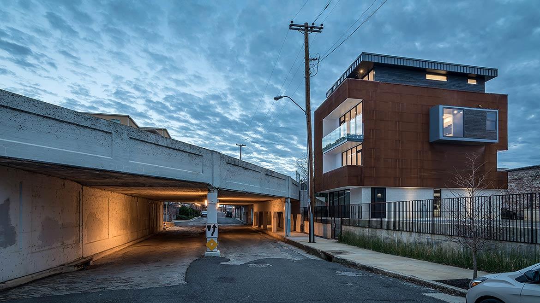 Woodard Residence - Housing Category