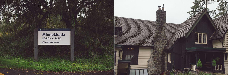 Minnekhada Lodge in Coquitlam