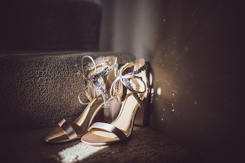 Bridal BHLDN Shoes