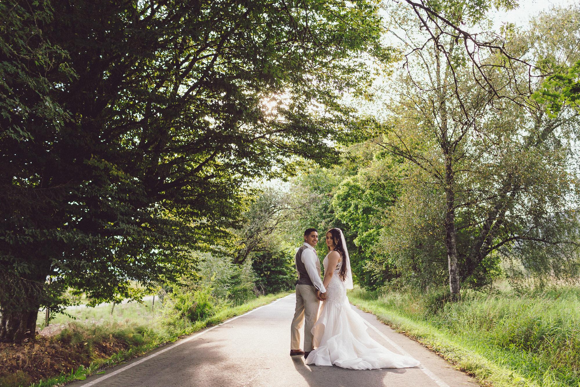 Ramona & Matthew - Minnekhada Lodge Summer Wedding