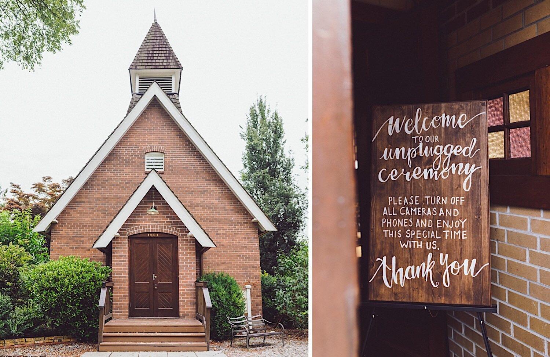 15_ALP - DominiqueAaronWedding-148_ALP - DominiqueAaronWedding-149_unplugged_village_sign_Wedding_church_ceremony_clayburn.jpg