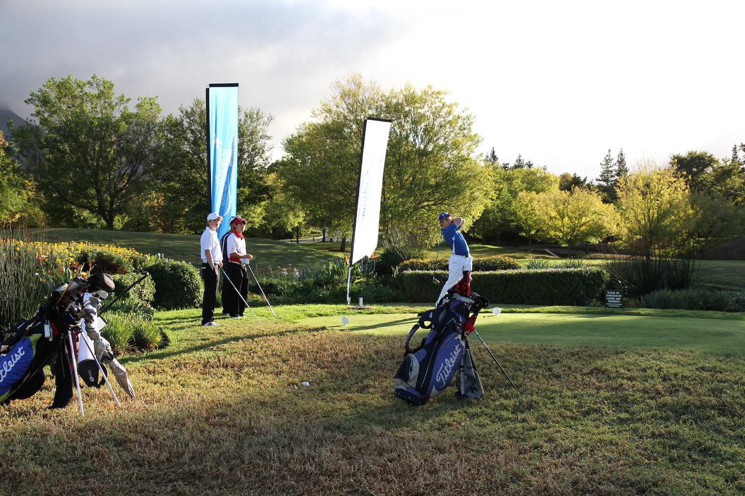 World SchoolsGolf Challenge - — Date and location to be announced —