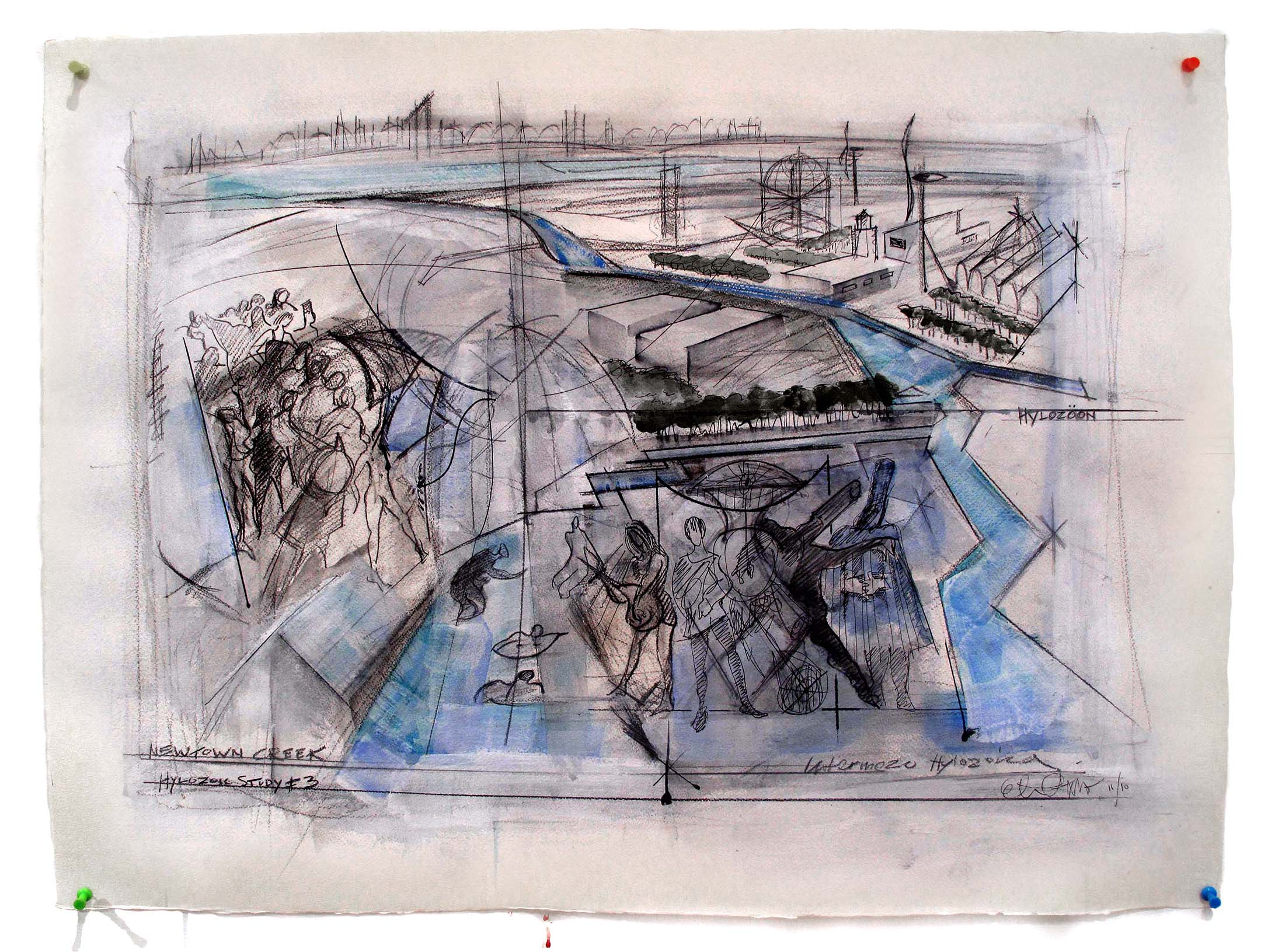 Newtown Creek, The Hylozoica Series