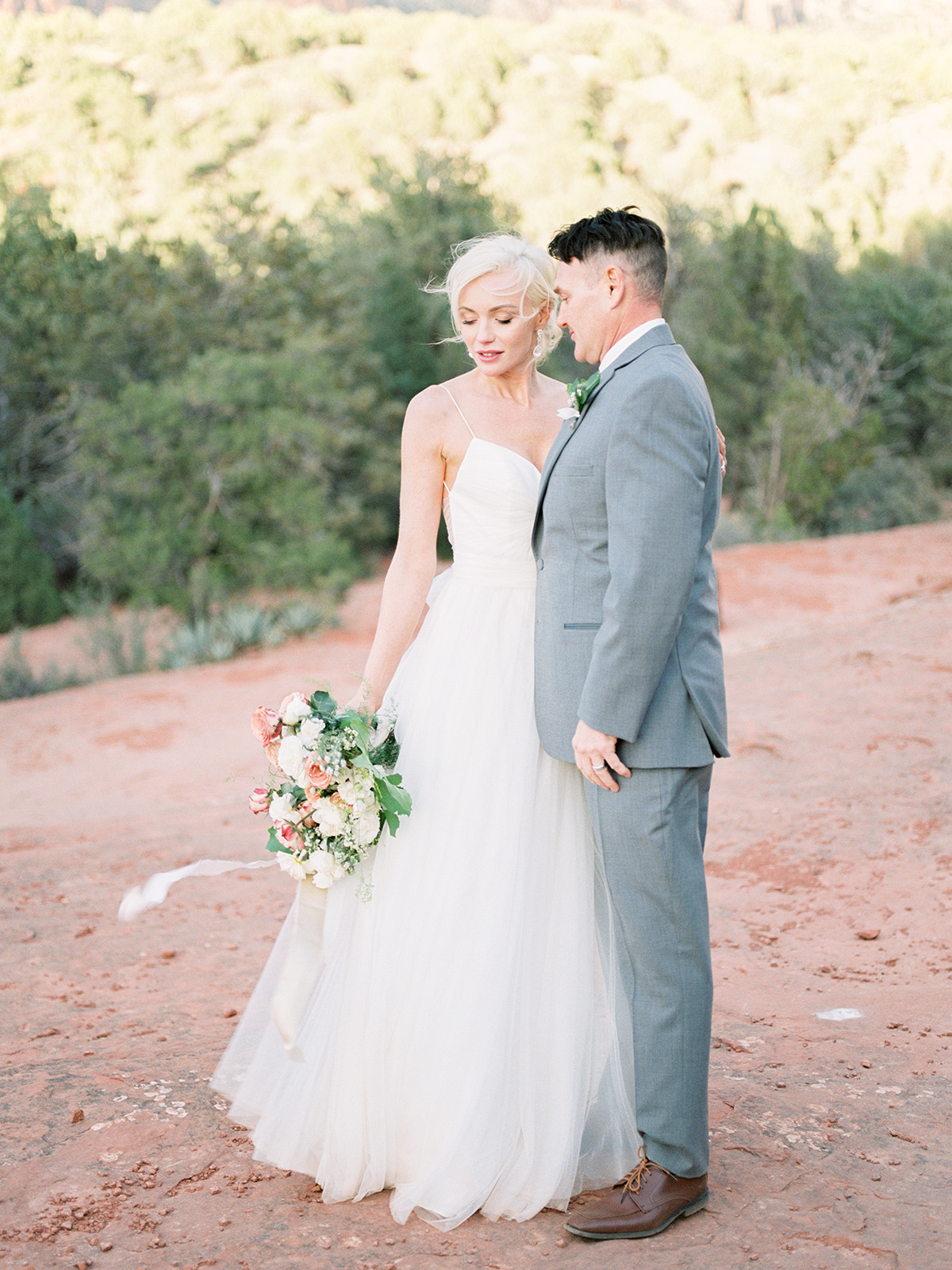 York Sedona Elopement - Ball Photo Co Fine Art Film Wedding Photography-184.jpg
