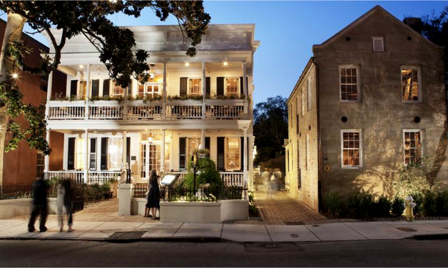 Husk Restaurant, Charleston, South Carolina (Photo: Neighborhood Dining Group)