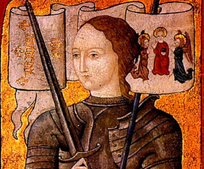 Miss Joan of Arc (Photo: Wikicommons)