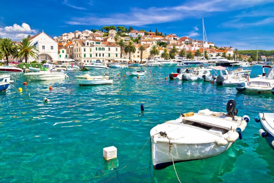 Hvar, Croatia (Photo by xbrchx/iStock / Getty Images)