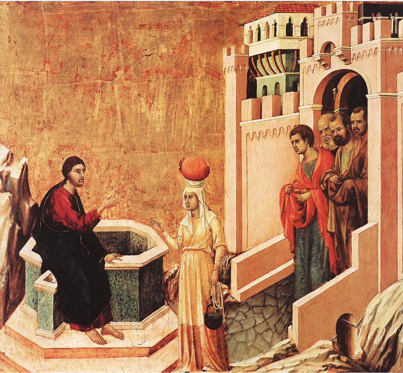 Duccio di Buoninsegna (Wikicommons)