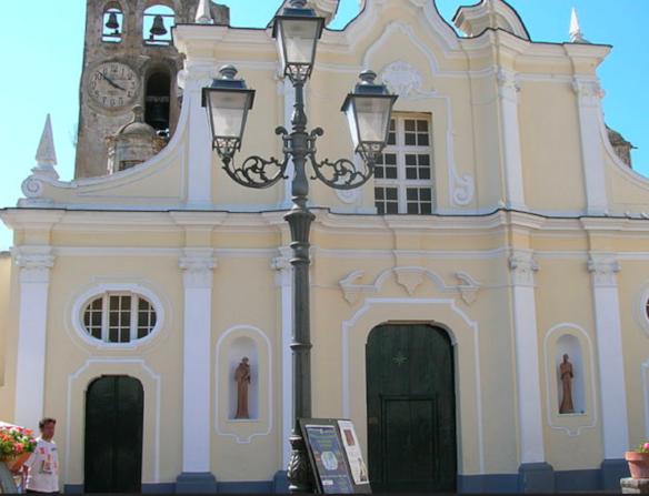 The Church of Santa Sofia  (Wikicommons Alondritz)