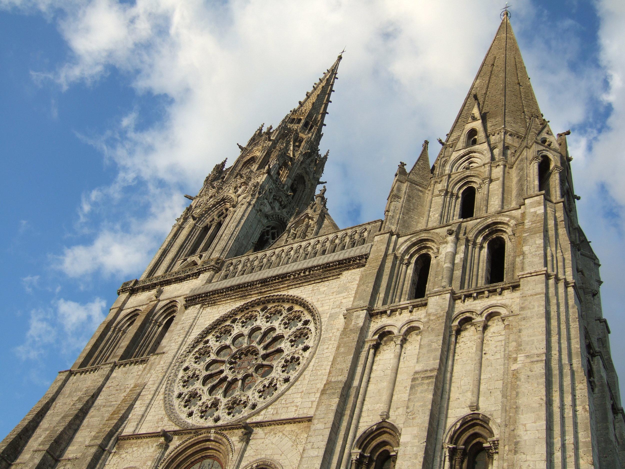 Notre Dame de Reims, France (C. Gress)