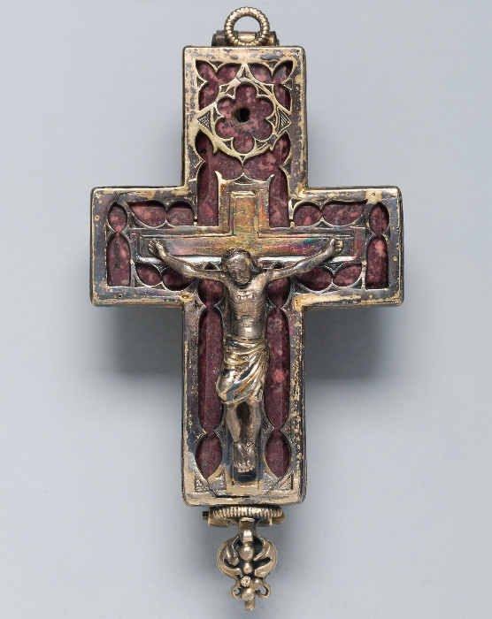 15th century Double-sided Reliquary (Creative Commons)