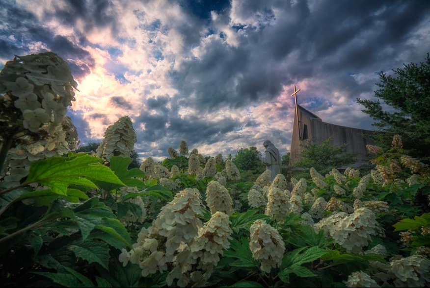 The Chapel at Franciscan University of Steubenville  All Photos Courtesy of John Novotny