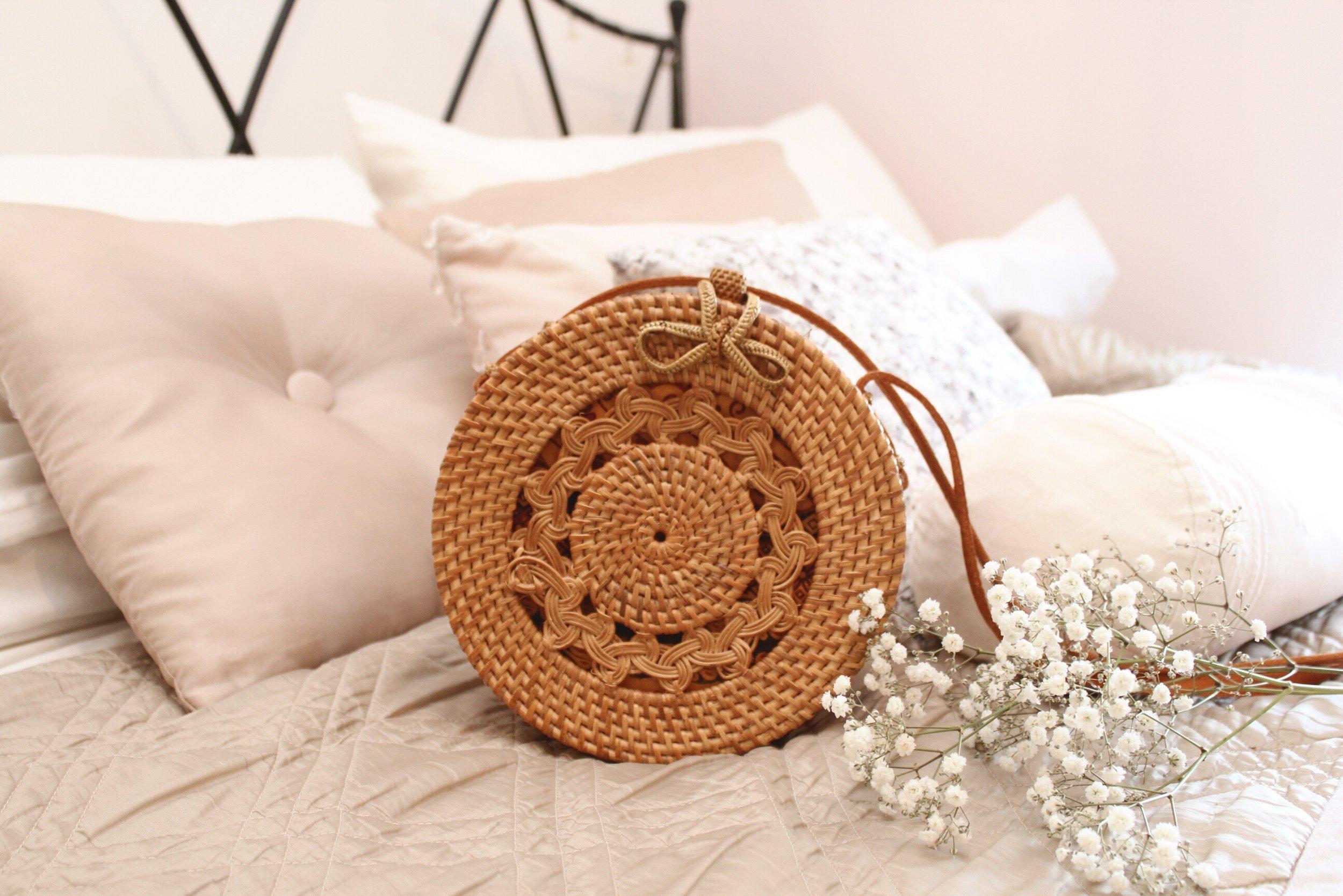 Round Basket Bag for Summer.JPG