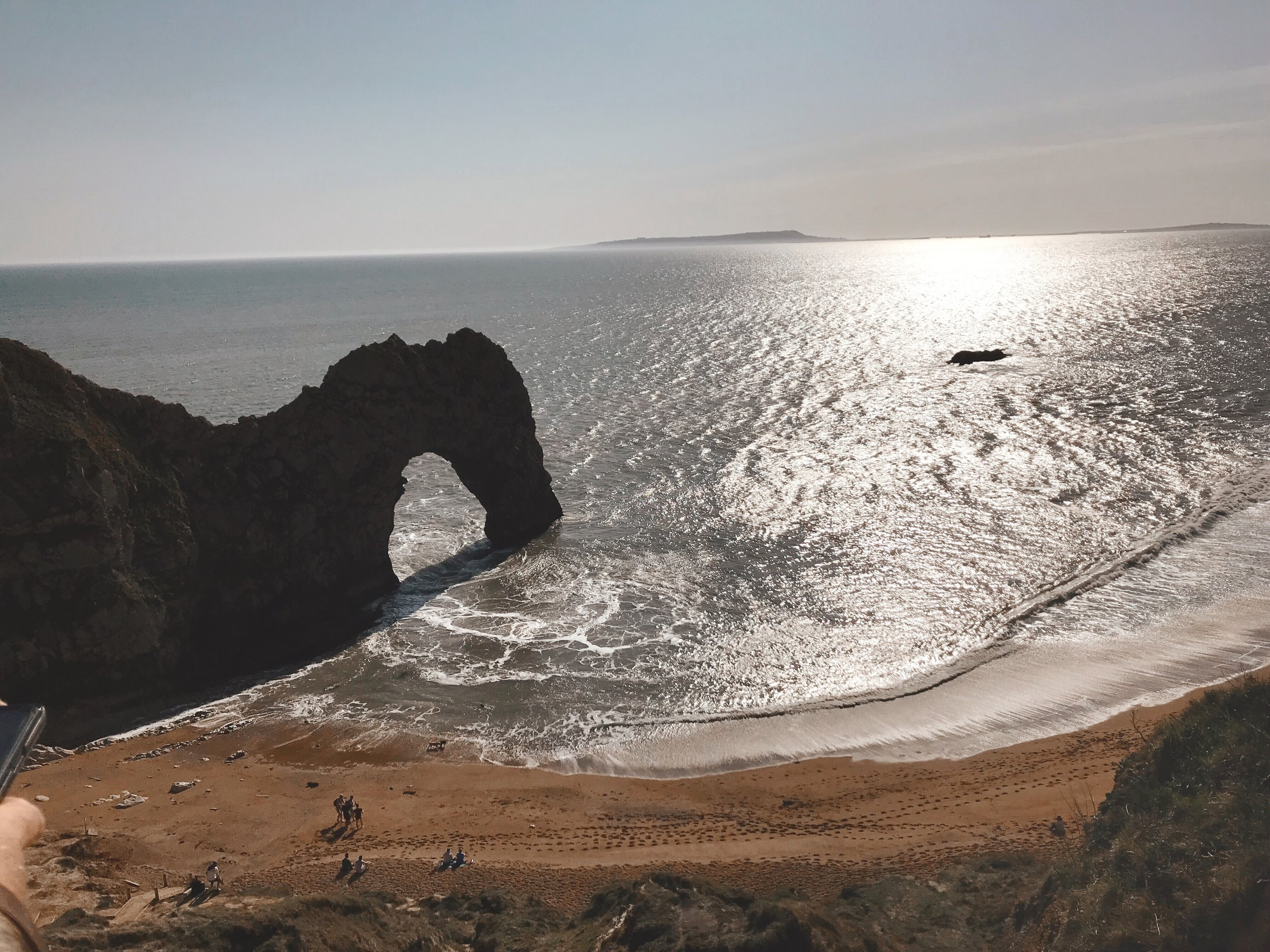 Visiting Durdle Door, Dorset .jpg