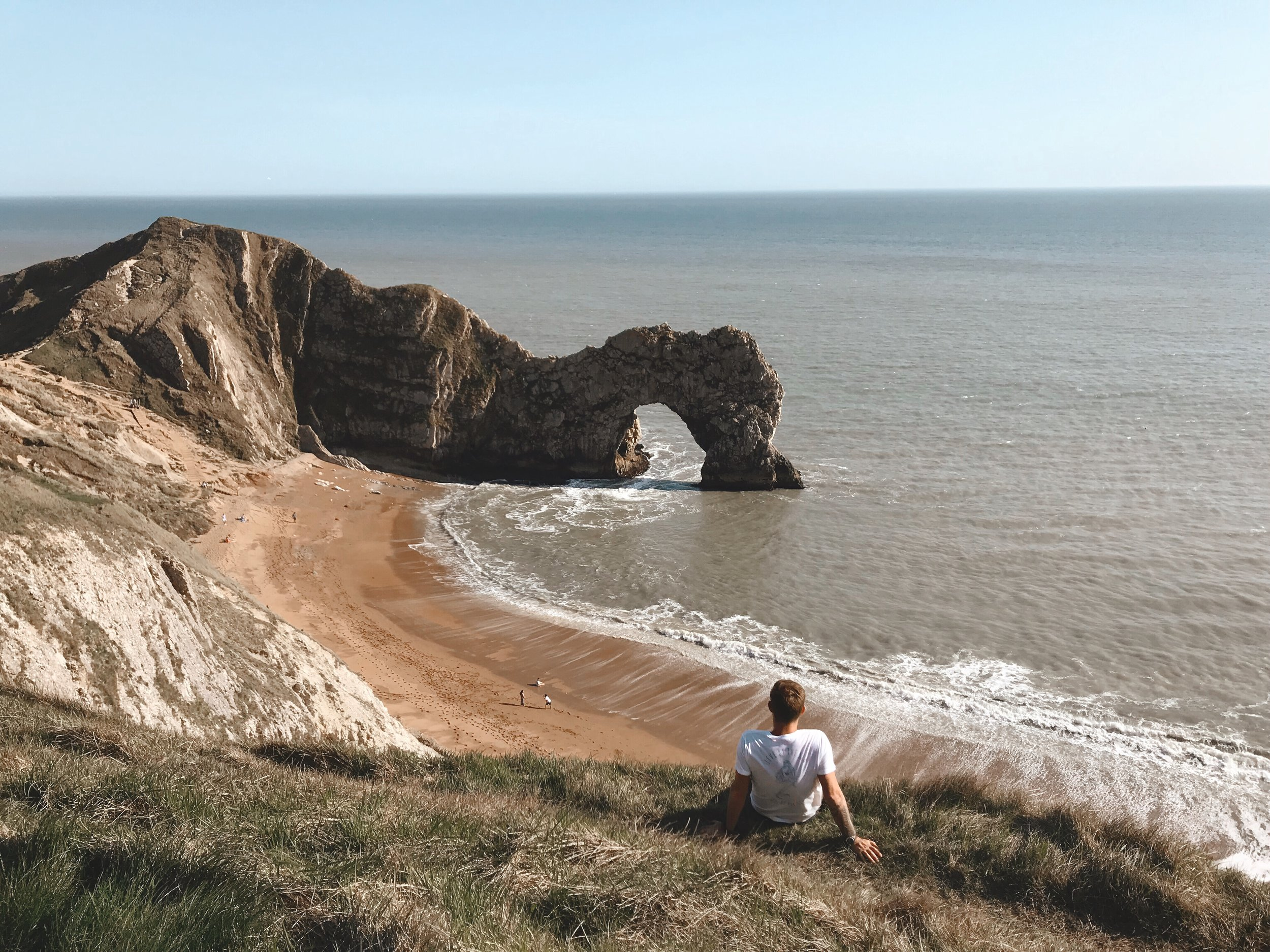 Durdle Door, Lulworth, Dorset.JPG