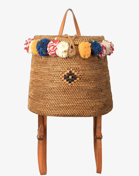 6.Solana Backpack - £165