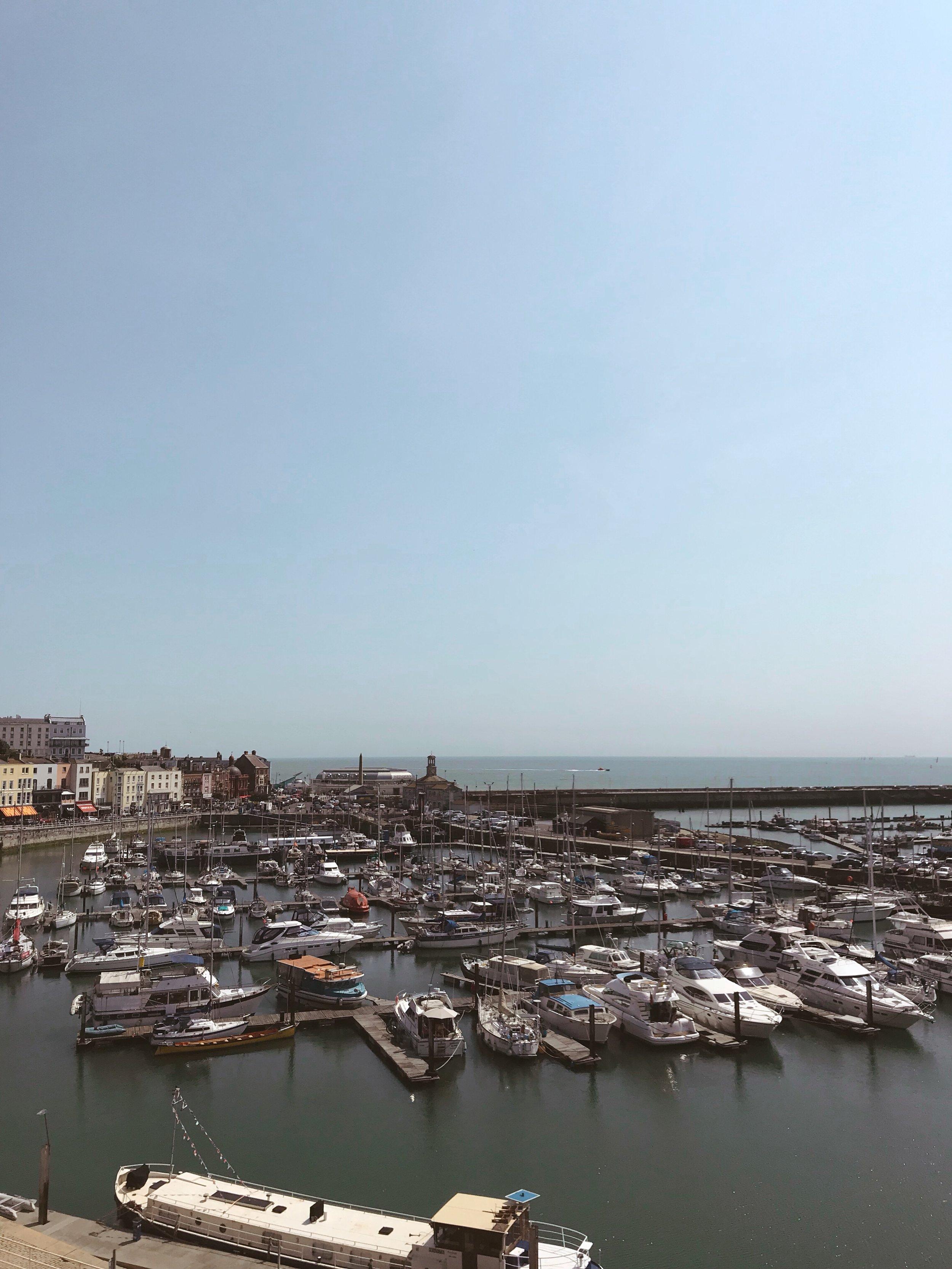 Royal Ramsgate Marina - Royal Harbour Marina,Military RoadRamsgate CT11 9LQ