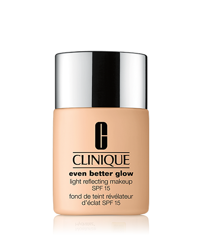 Clinique Even Better Glow Light Reflecting Foundation SPF 15 - £28 (Image Clinique)