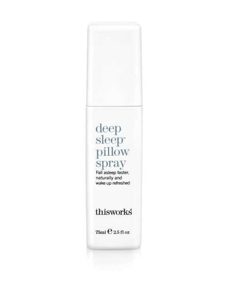 This Works Deep Sleep Pillow Spray - £18 (Image This Works)