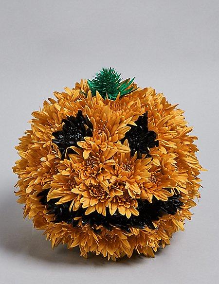 - Peter Pumpkin Flower Arrangement Marks & Spencer