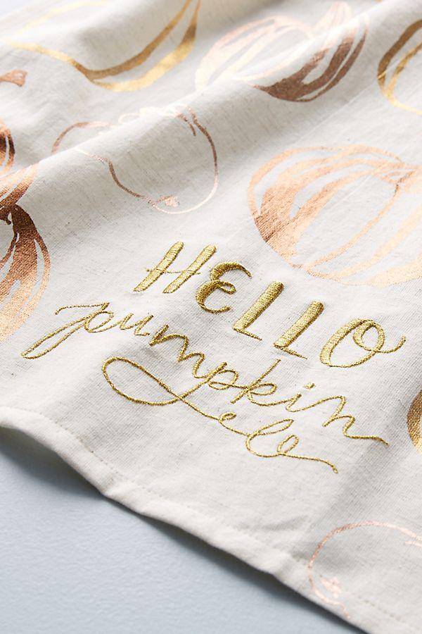 - Jamin Printed Dish Towel Anthropologie