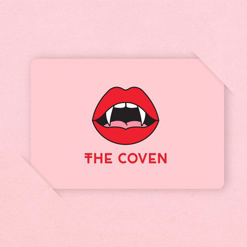 THE COVEN CHRISTMAS GIFT CARDS - I've been a part of The Coven for over a year now, and as someone who runs my own business, I've found this amazing community invaluable and filled with inspirational advice and support on all topics, from everything to marketing, finance, planning and more. I wanted to share the fab Coven Gift Cards, as for anyone just starting out in their own business its a brilliant present, because you're quite literally investing in that persons future for them and welcoming them into a fabulous community.Gift cards are limited so visit The Coven website to find out more and get yours before they sell out.