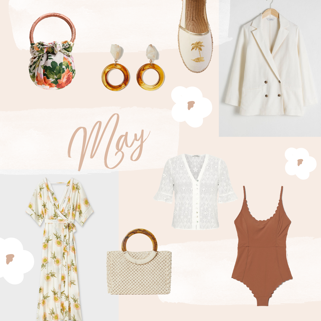 May Fashion Must Haves | Wondering English Rose