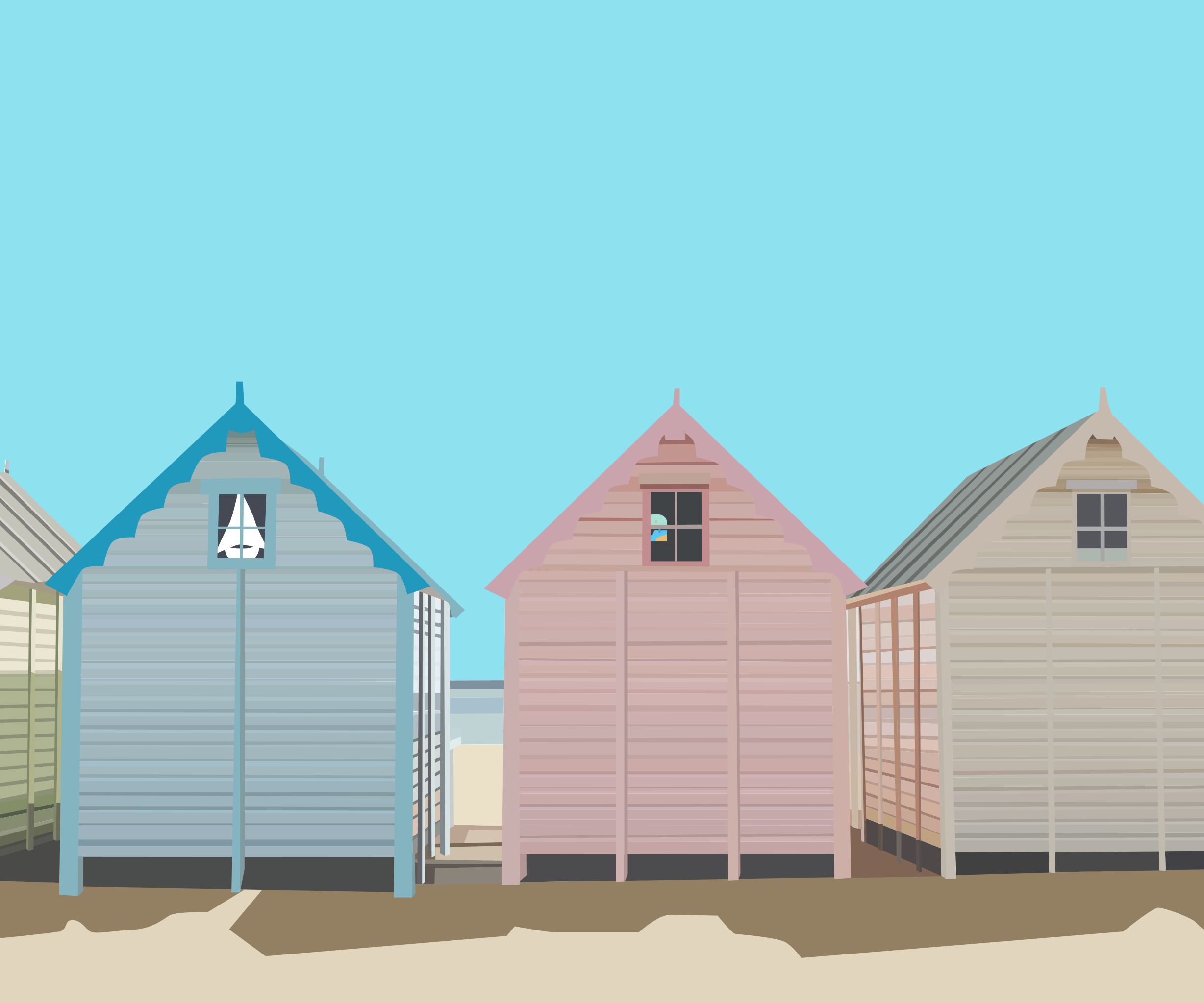 Illustrate my instagram 1 beach huts expanded.png
