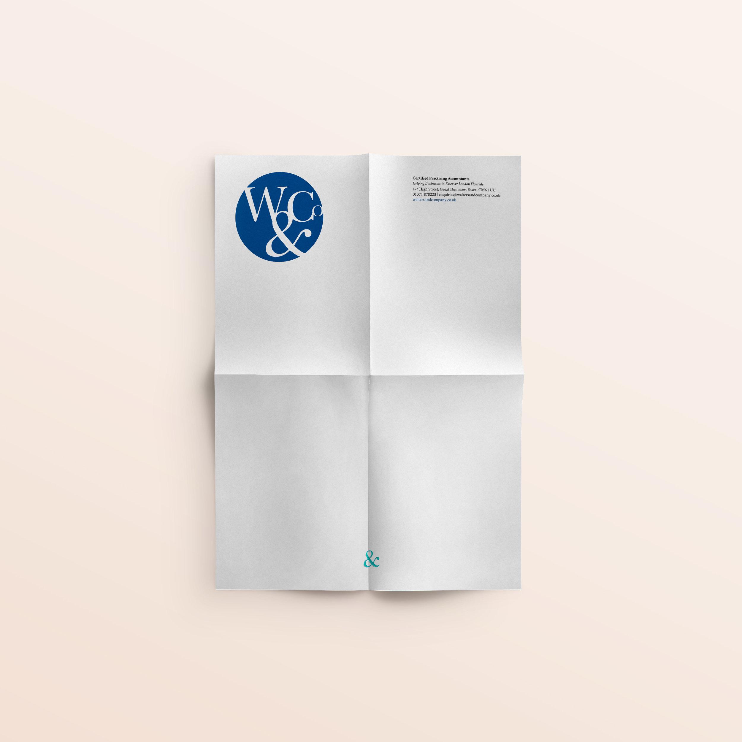 Walters & Co Headed Paper Mock Up.jpg