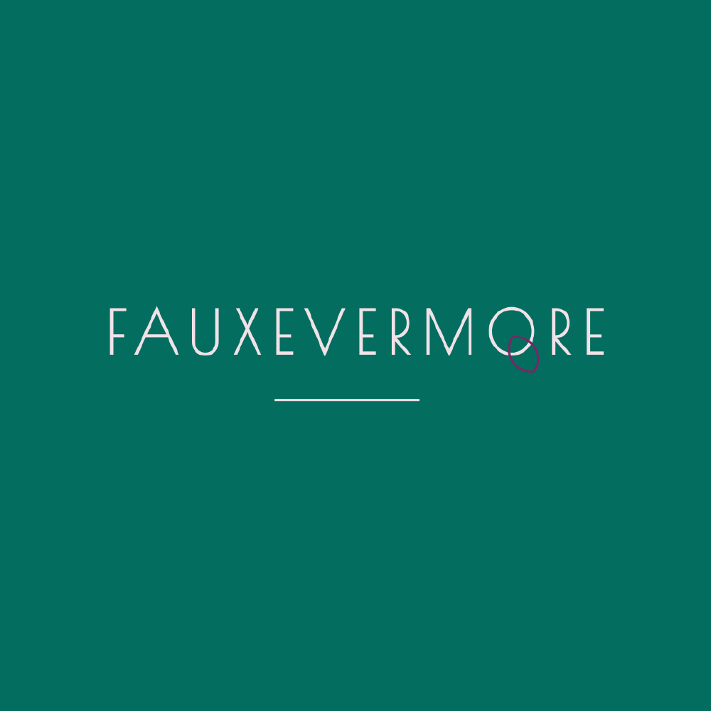 Fauxevermore |  Branding & Identity