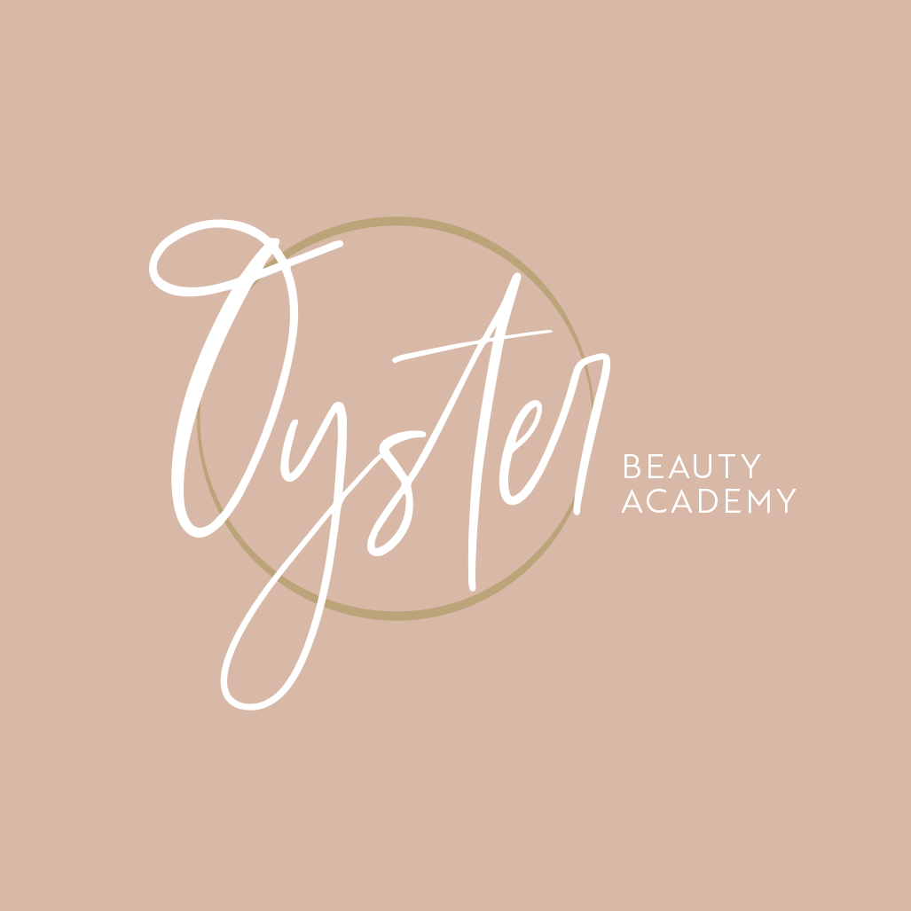 Oyster Beauty Academy Branding Design Project Essex
