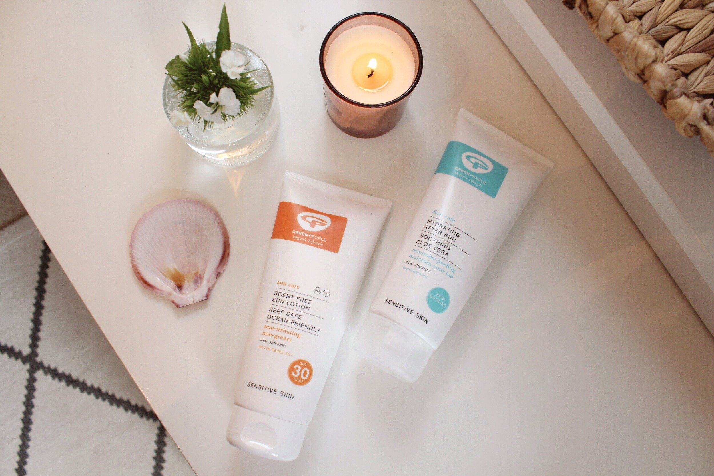 Green People UK Sensitive Suncare Review Emma Curran Blog