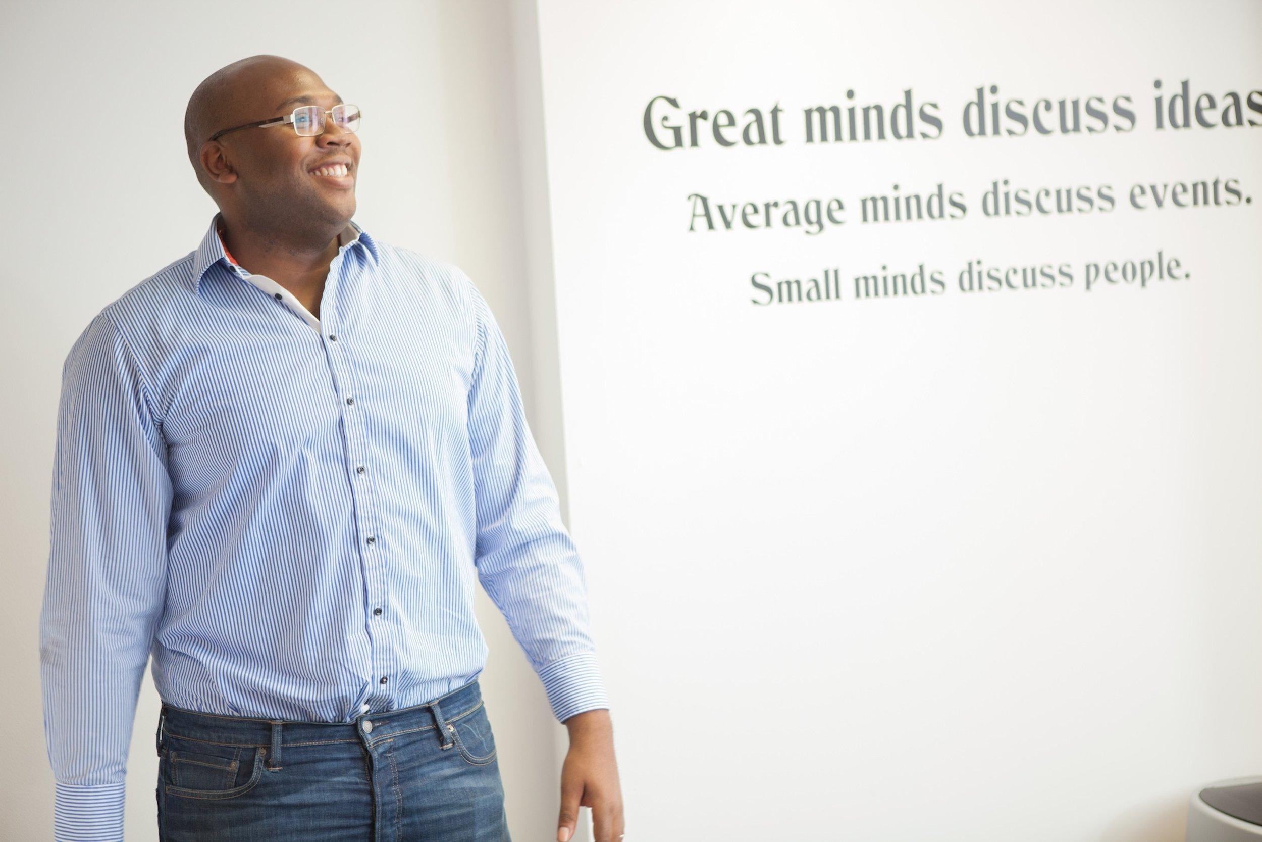 Jason Njoku - Founder of iROKOtv