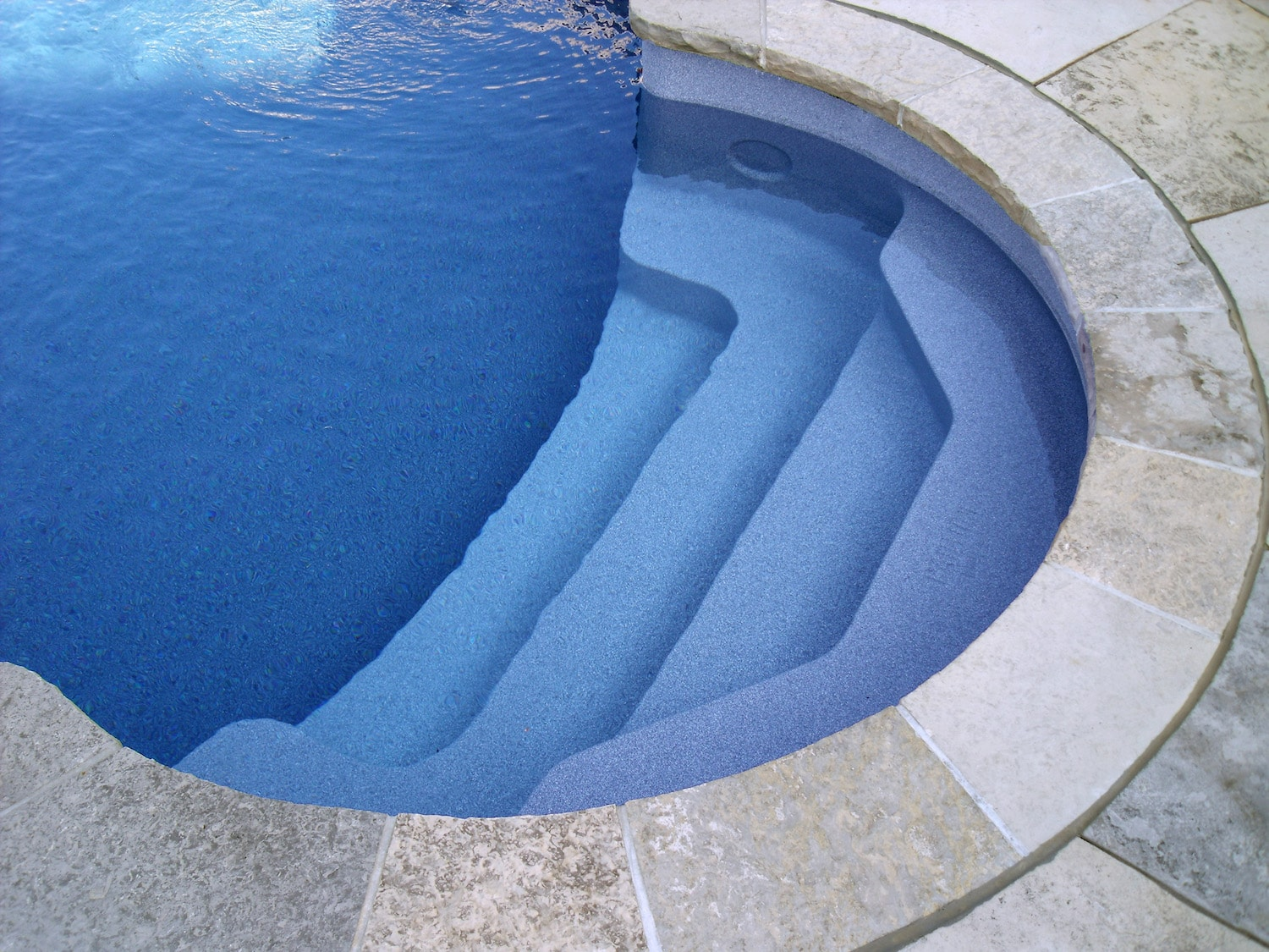 Pool Step Replacement