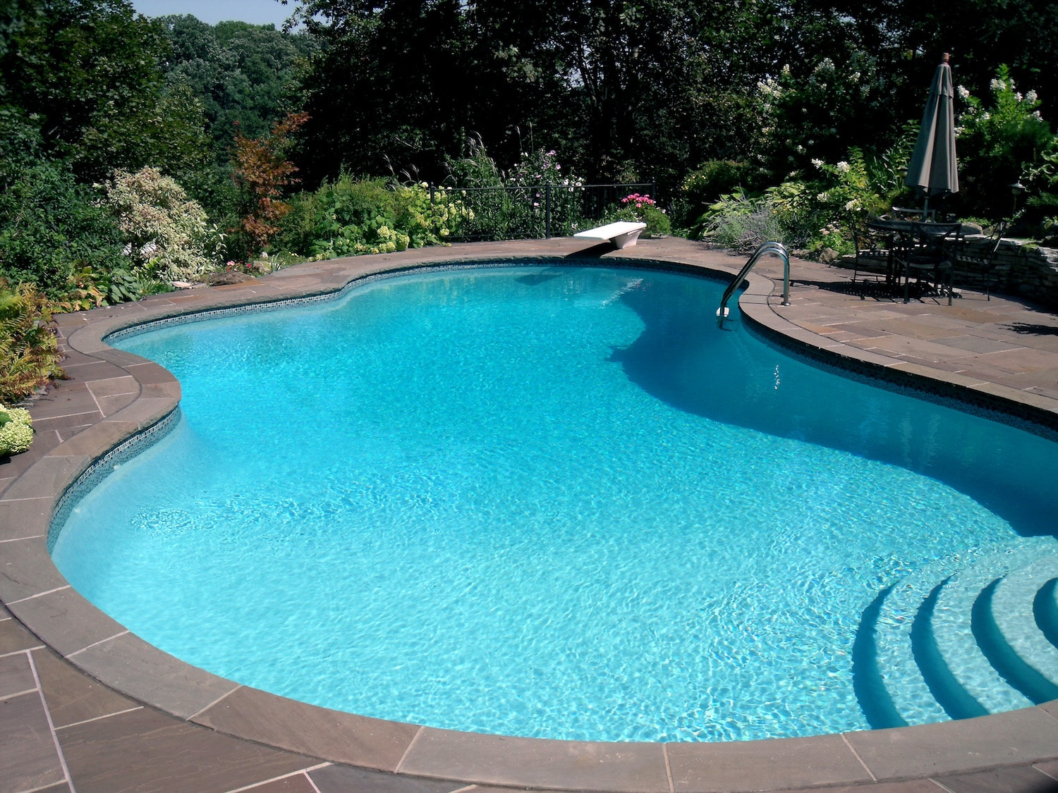 Pool Coping Replacement