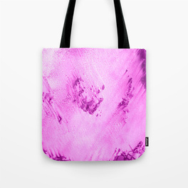 sandy beaches fuschia tote bag