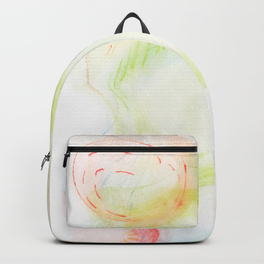 swirling bubbles backpack