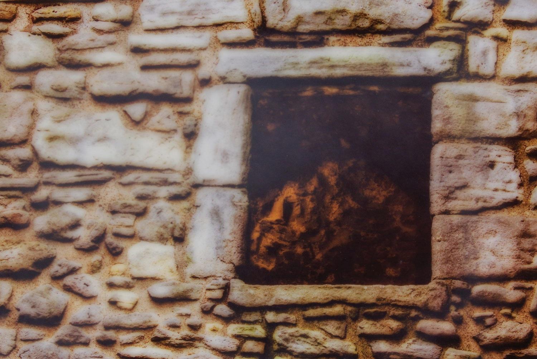 Window in the Dark | 8 x 12