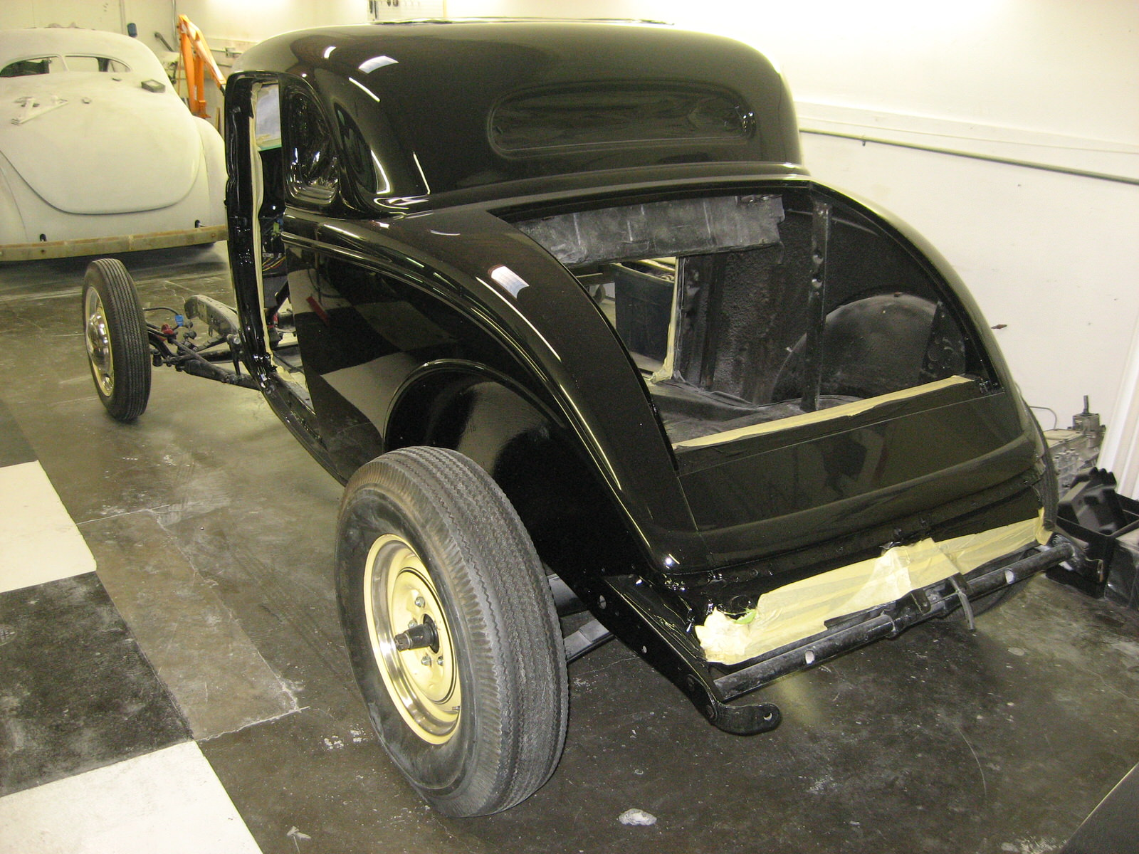 Bob Golden 1933 Ford 5-Window - South City Rod & Custom