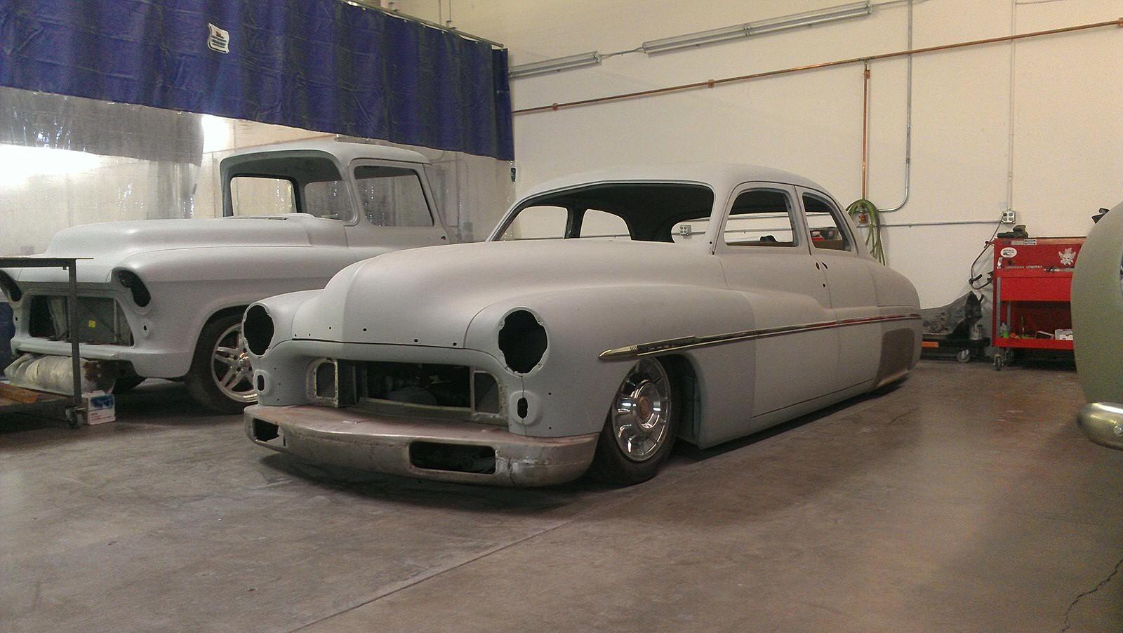 Ryan Finlayson 1950 Mercury - South City Rod & Custom