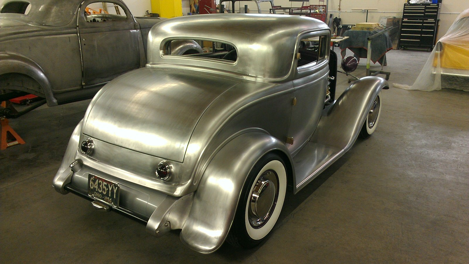 Richard Munz 1932 Ford 3-Window (Bill Breece Coupe) - South City Rod and Custom