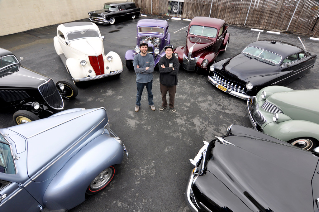 South City Rod & Custom - Our shop in Hayward, California - Photo by Pat Ganahl