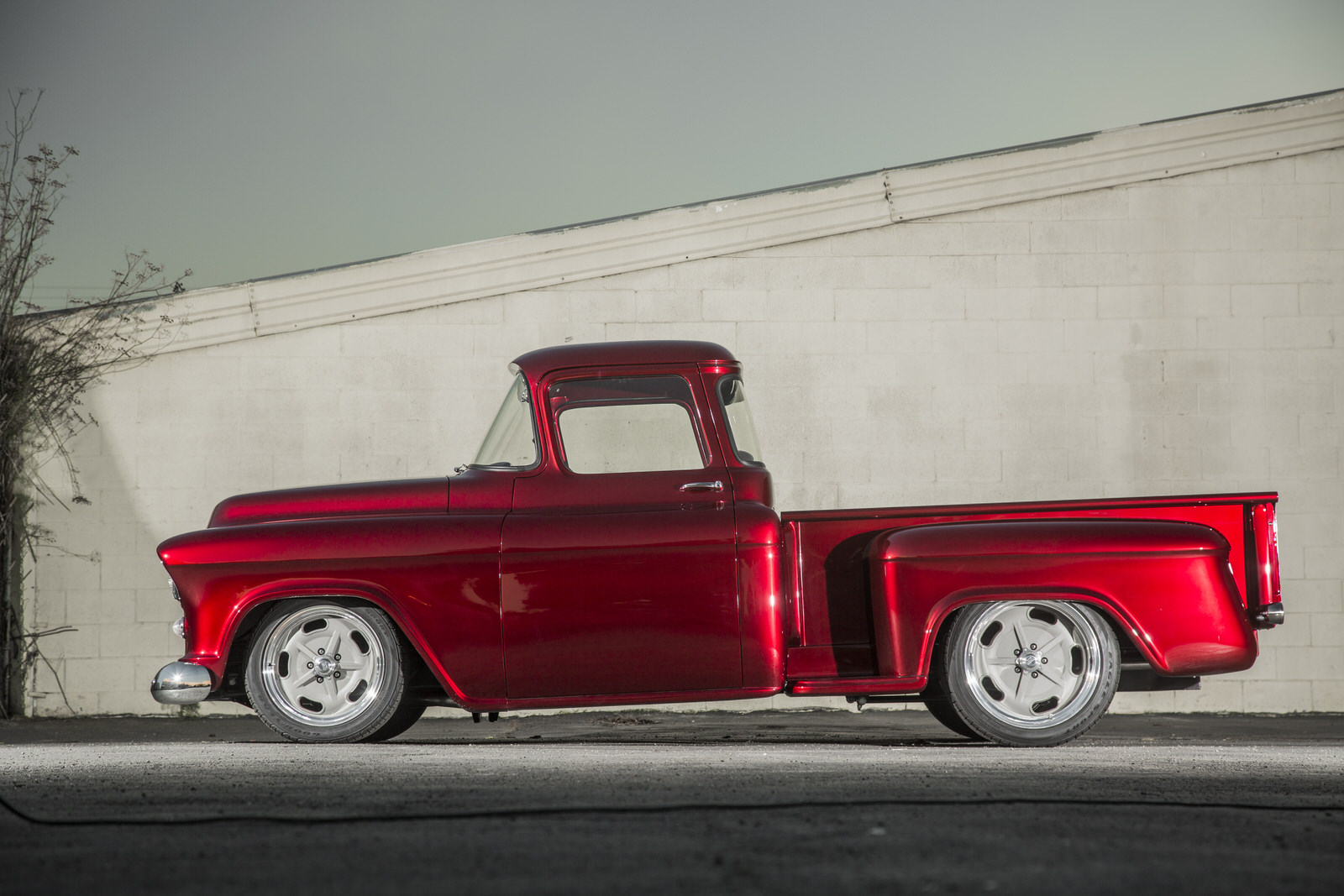 Miguel Nava 1956 Chevy Pickup - Photo by Tim Sutton
