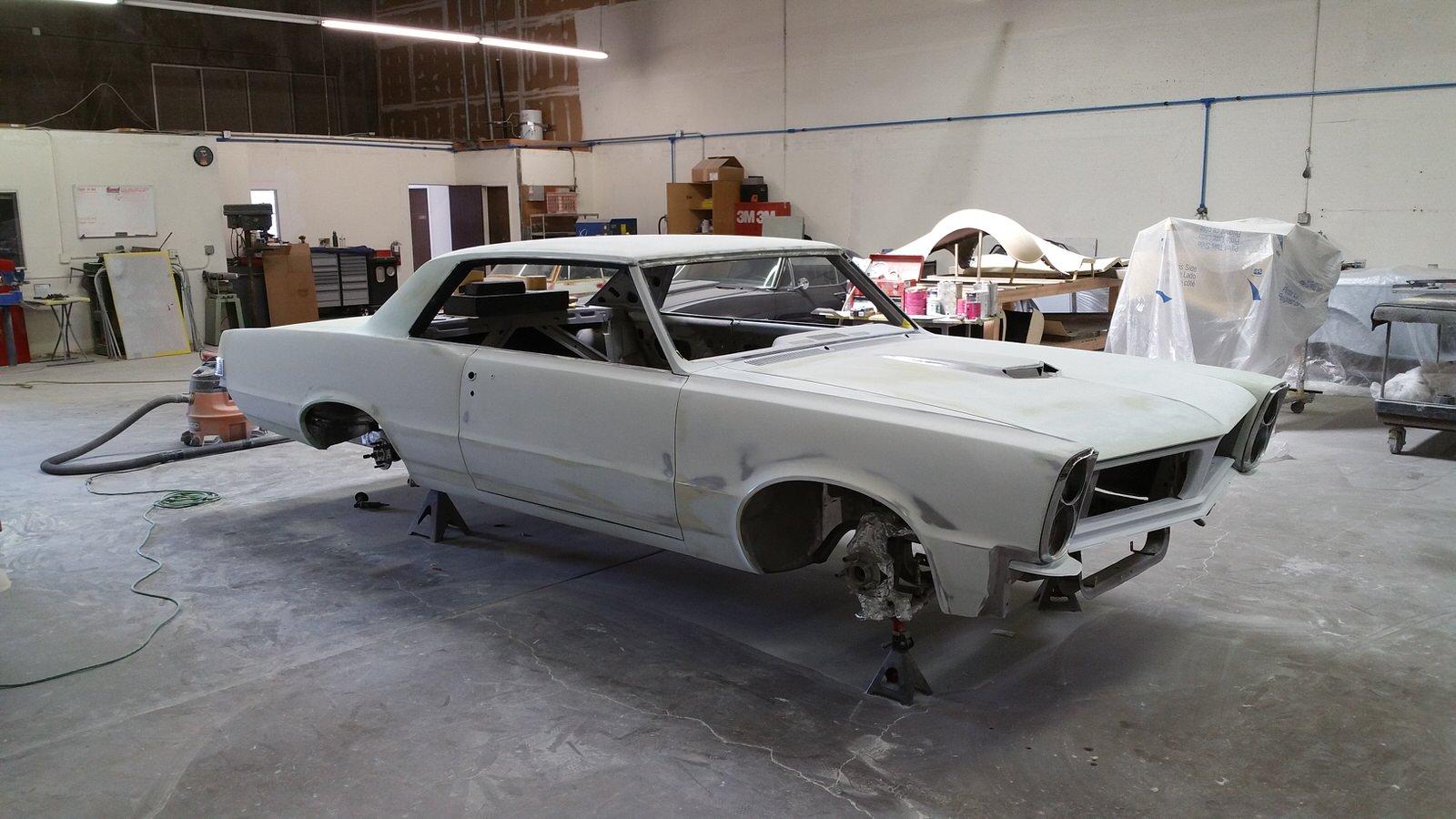 John Dooley 1965 Pontiac GTO - South City Rod & Custom